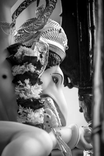 Ganpati Ganapati Bappa Morya....! GaneshChaturthi GanpatiBappa GanpatiVisarjan GanpatiFest Ganpatidarshan Ganesha Chaturthi Ganesha LordGanesha Moraya India Festival Festive Season Happiness Joy Enjoyment Pleasant Beautiful God