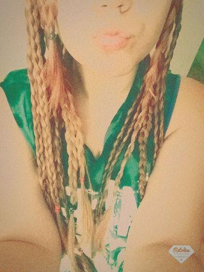 Throwbackfriday Braided Hair On Fleek Swag City Rep Bruhh 😍 Luh Jay 🏊 👙 🌞 Keepit100