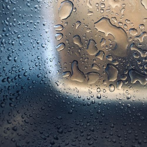 Wet Drop Glass - Material Water Window Rain Full Frame Close-up Indoors  Transparent No People Backgrounds Nature RainDrop Rainy Season Cold Temperature Pattern Condensation Glass Purity