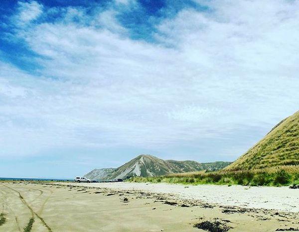 Pourere Pourerebeach Beachingit Beach Sunnydays Blueskies Pocket_beaches