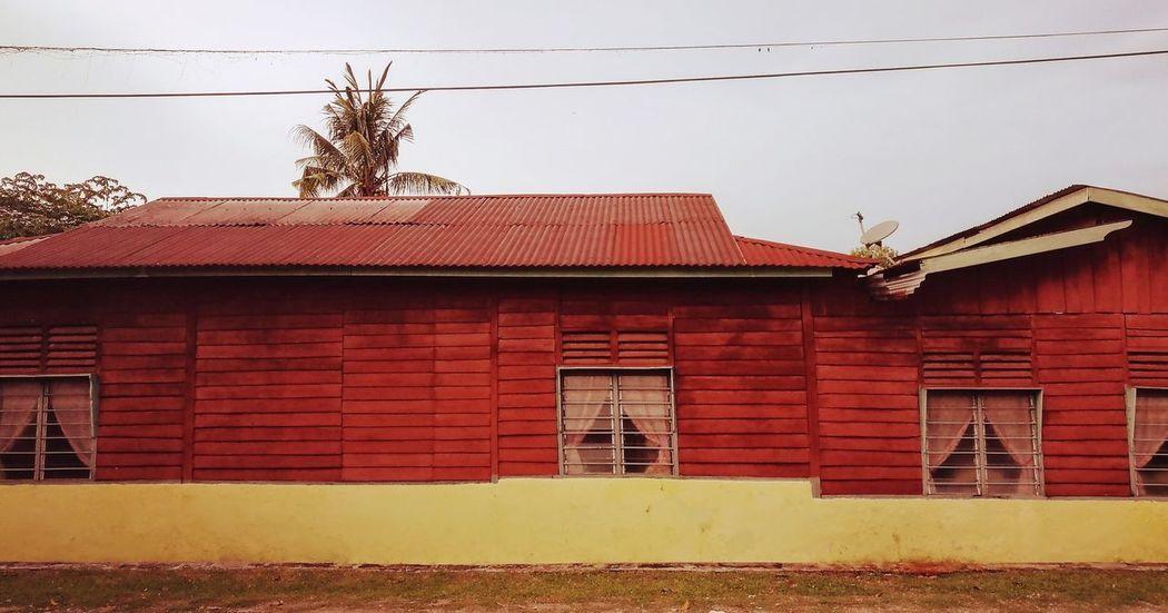 HuaweiP9 Filter Palma Snapseed Kampung Melayu Melaka Malaysia ASIA Asie Village Dorf Rumah House Maison Haus Travel Reise Voyage Jumpa Evening Crepusculo Dämmerung Quiet Life Built Structure