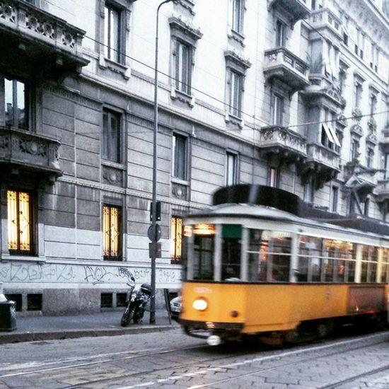 i Tram che importano a Sanfrancisco Milano