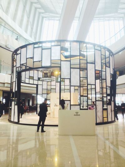A Rendez-Vous with you at ifc mall, atrium. From 30 Oct to 2 Nov. ? Jaeger Le Coultre Watches Rendez-vous