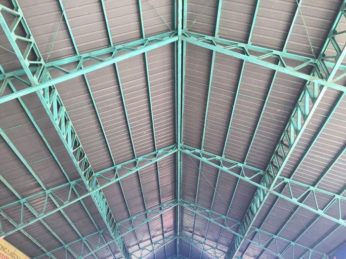 Nothing... Roof Ceiling School