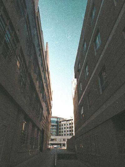 In between City
