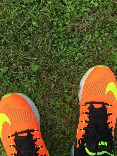 …and matching underwear too! ;-) #NikePlus #Running #FromWhereIRun #Sneakers