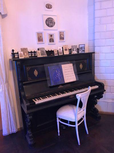Faust Piano Museum Bulgakov  Bulgakovmuseum Bulgakovhouse