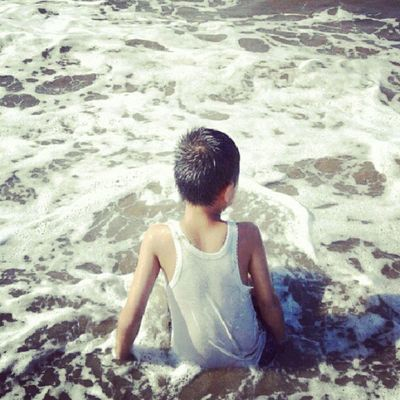 take a rest at pameungpeuk beach (4) Instamudik