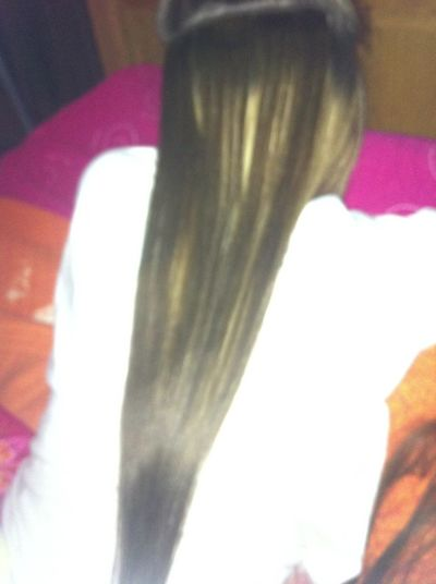Tonight I got that long hair don't care