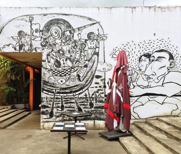 Capturing Freedom Bacolod Art Wall Art