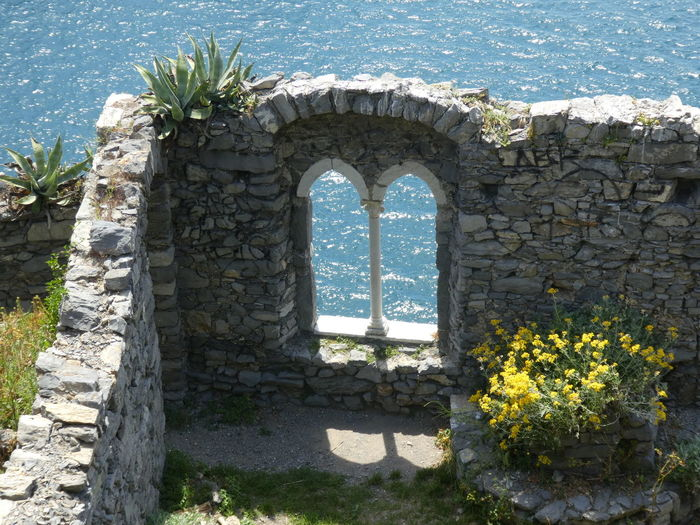 Ruins with windows are beautiful- window collection Window History Sunlight Built Structure Architecture Outdoors Nature Flower Flowers Landscapes High Angle View Rocks EyeEm Gallery Fairy Tale Romantic Landscape Romantic Place Ruins Still Beautiful Portovenere Italy Beauty In Nature Travel Destinations Beautiful Place Looking Down High Angel View The Great Outdoors - 2017 EyeEm Awards