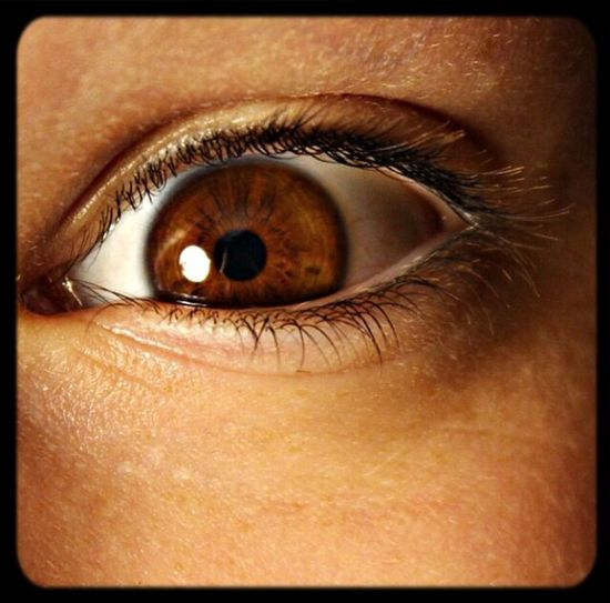 Mac Harmon eye Mac Harmon