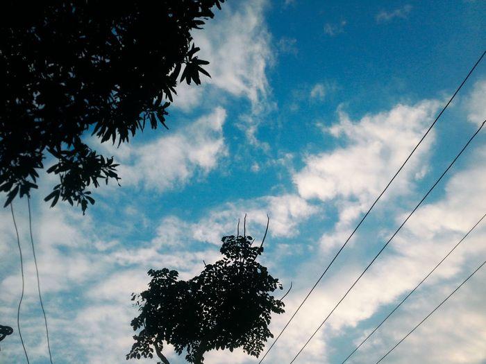 hi my sky !! Be. Ready.