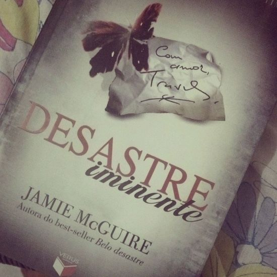 Dear walking disaster JamieMcGuire Books