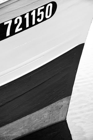 721150 No People Text Day Close-up Sign Water Ship Blackandwhite