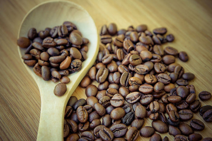 Abundance Bean Brown Close-up Coffee - Drink Coffee Bean Day Food Food And Drink Freshness Group Of Objects Indoors  Large Group Of Objects Nature No People Raw Coffee Bean Roasted Roasted Coffee Bean Still Life Table