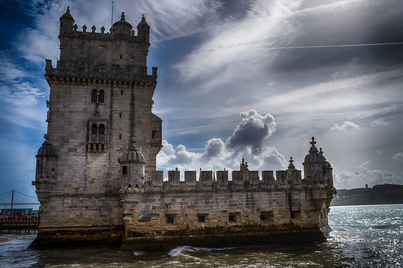 The Tower of Belém is an amazing architectural jewel. Classified as World Heritage by UNESCO since 1983, it was elected also as one of the Seven Wonders of Portugal in 2007. http://travelholicpath.tumblr.com/post/134074543095/unesco-world-heritage-site-tower-belem Architecture Building Building Exterior Built Structure Europe Famous Place History Lisboa Lisbon Monument Outdoors Photography Portugal Town Travel Traveling UNESCO World Heritage Site