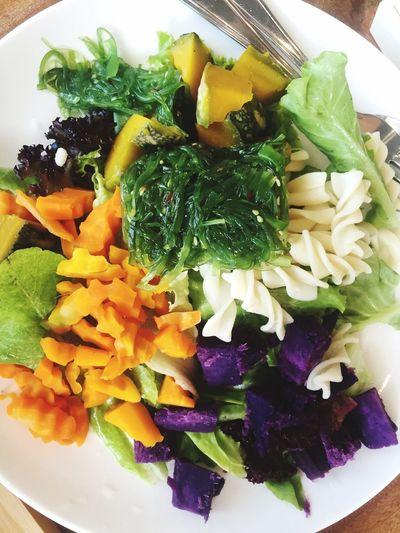 Mix salad Bangkokeater