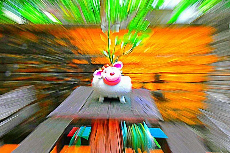 Zoom blast