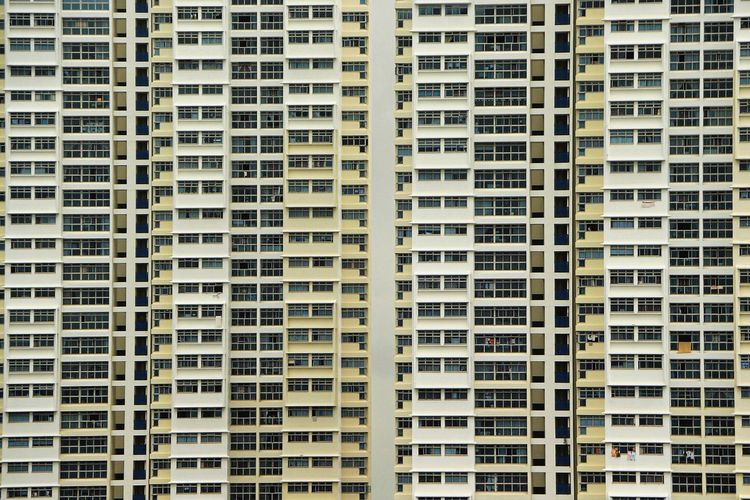 After spending nearly a month in pure nature rediscovering architecture and Singapore is not a bad place to do so :-) Architectural Detail Architecture Cityscapes Exterior Eye4photography  Modern No People Pattern Repetition Side By Side Urban Urban Geometry Urbanphotography Minimal Singapore Check This Out Pattern Pieces The Architect - 2016 EyeEm Awards