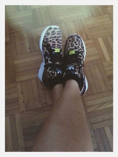 Shoes Animal Print Trend Happ Today :-)