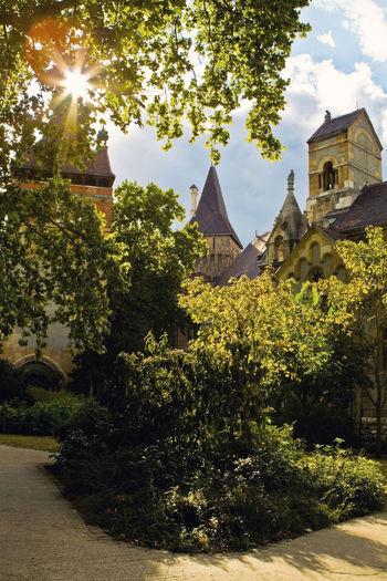 Beautiful Vajdahunyad Castle Budapest Budapest European  Hungary Magyarország Travel Vajdahunyad Castle Vajdahunyad Vár Eu Europe Historic Magyar Tourism