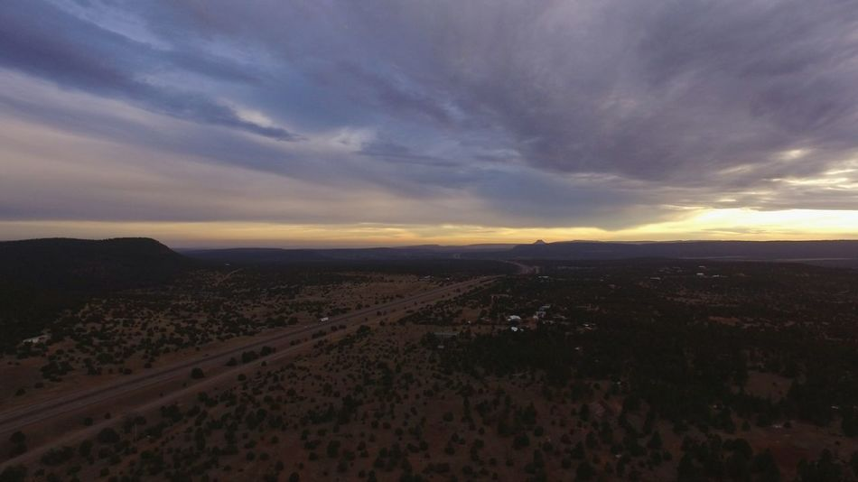 Sunset Scenics Landscape Nature Desert Newmexicosunsets Mountain Peak Drone  NewMexicoTRUE Aerial View Dji Global Newmexicoskys Newmexicophotography Newmexicoskies Newmexicomountain DJI Phantom 3 Flying Air Vehicle Cold Temperature Newmexicosunset Beauty In Nature Cloud - Sky High Angle View Winter Dusk