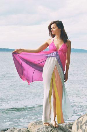 Kevinnakphoto Seattlephotographer Seattle Seattle Model Model Beach Beachphotography Portrait Portrait Of A Woman