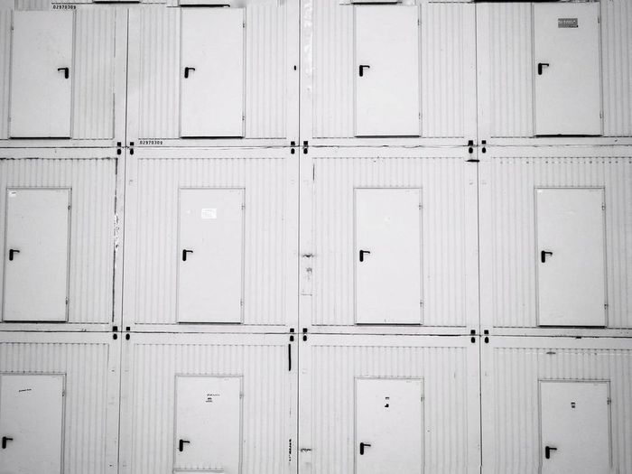 Discover Berlin Berlin Building Exterior Architecture Backgrounds Abstract Pattern White Color Bnw