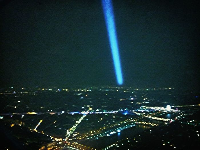 UFO In Paris?