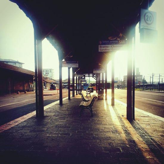 Trainstation Partenza Stree Photography Urban Scene