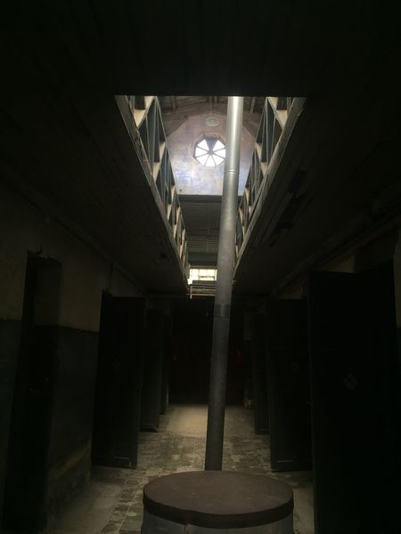 Ushuaïa Sun End Of The World Presidio Jail Indoors  Illuminated Architecture No People Day