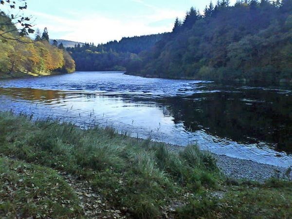 Dunkeld Outdoors Perthshire River Scotland Water