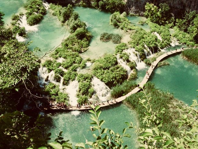 Water River High Angle View Nature Beauty In Nature Scenics Day An Eye For Travel
