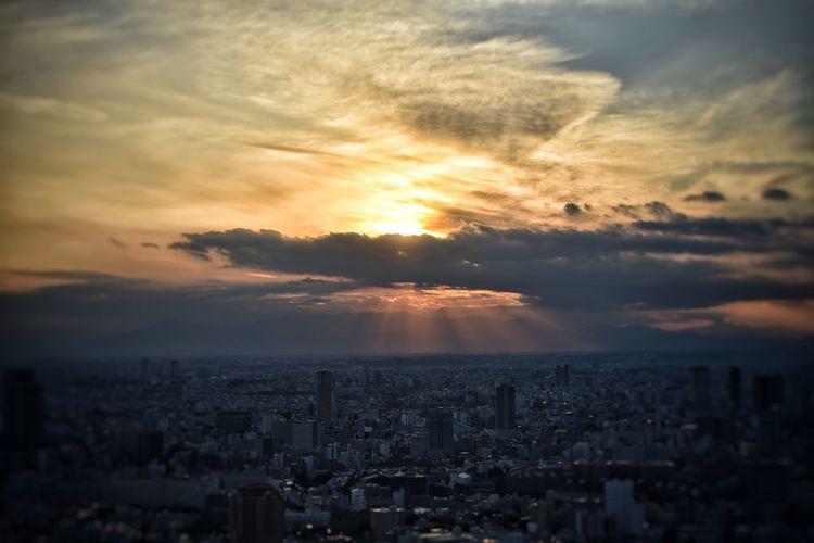 Sky Cityscape