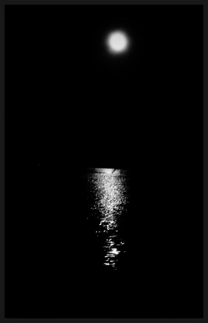 water, no people, sea, night, nature, illuminated, close-up, outdoors