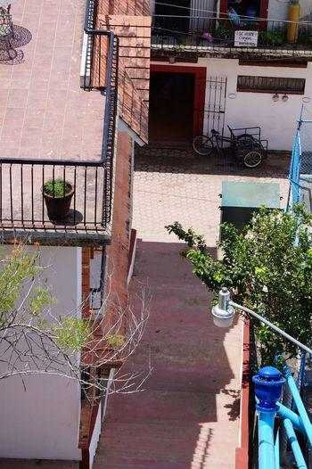 #House #pueblomagico #tapijulapa Architecture Balcony Building Exterior Day Outdoors