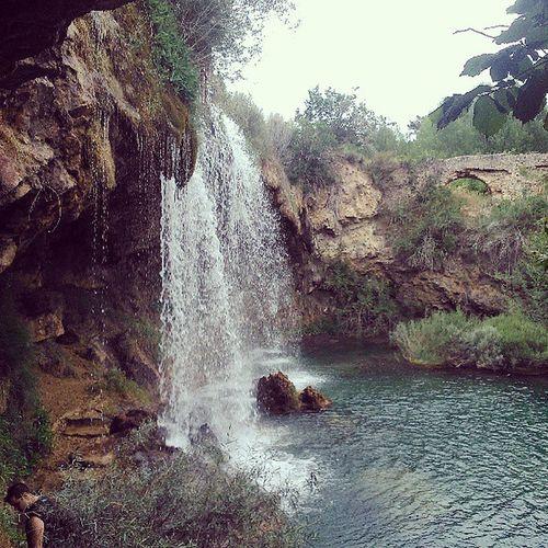 MolinodeSanPedro Teruel Pueblodeteruel Cascada