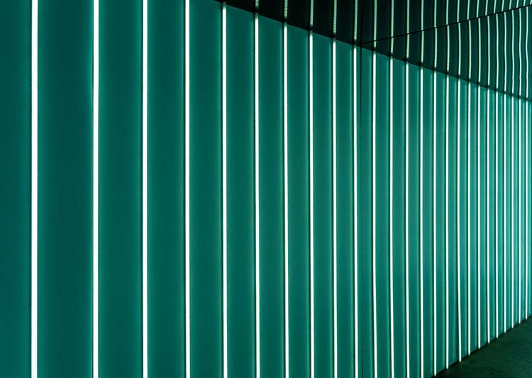Full frame shot of illuminated wall