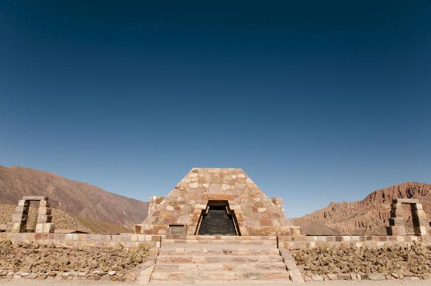 Pucara de Tilcara Ruins - Jujuy - Argentina Ruins Ancient Civilization Archaeology Argentina Arid Climate Jujuy Pucará De Tilcara Pyramid Tilcara