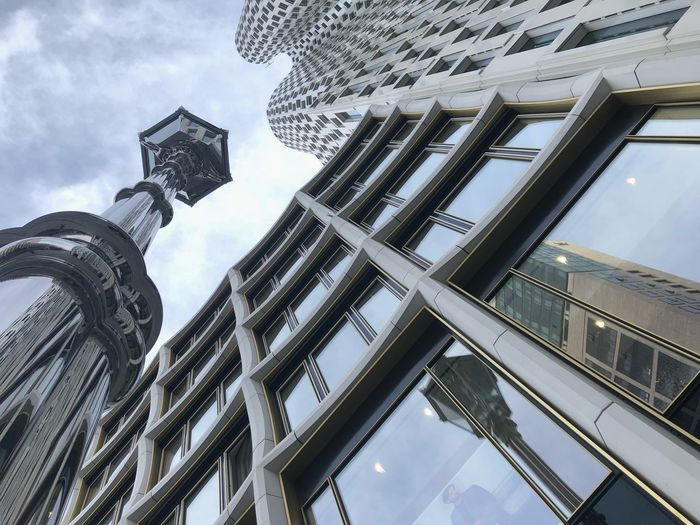 EyeEm Selects Low Angle View Sky Architecture Built Structure Building Exterior Cloud - Sky