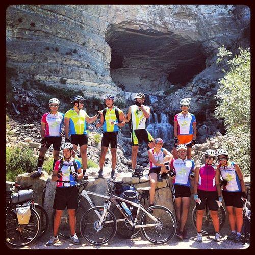 Afqa Bike Camping Polyliban @polyliban lebanon igerslebanon insta_lebanon igersbeirut liban mountains igdaily velo liban
