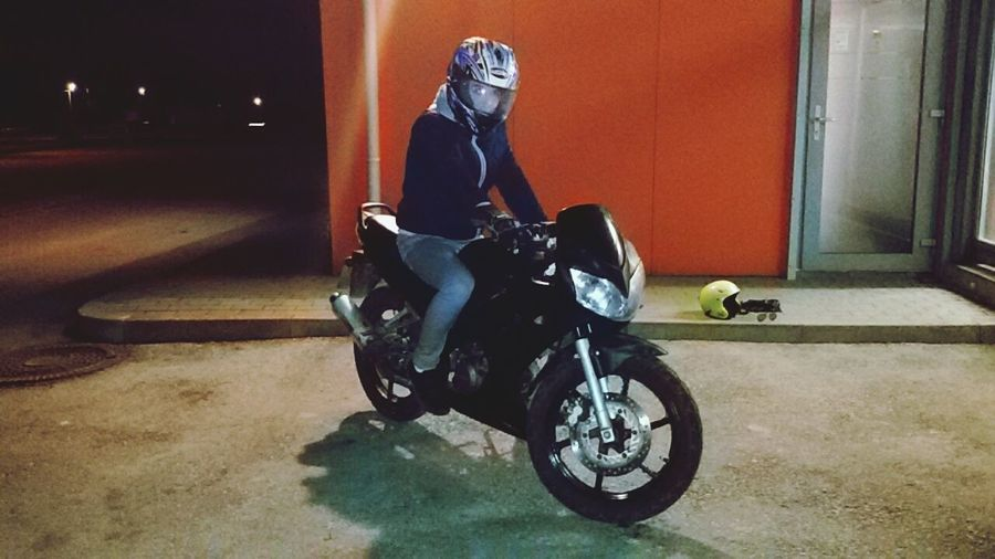 Piniava Panevėžys City Life Motorcycle Honda Cbr125 Enjoying Life Thuglife Hi! Citylife