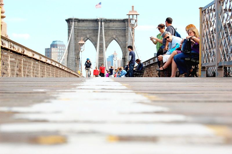 Brooklyn Bridge  Brooklyn Bridge / New York Brooklyn Brooklynbridge In Brooklyn Bridge Taking Photos Photography Photo Trip