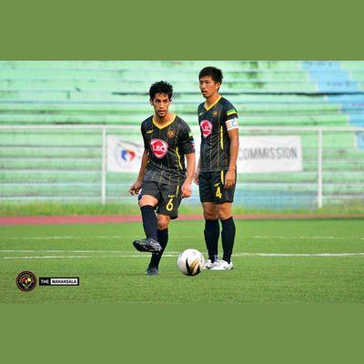 @kayafc ⚽ . . . UFL Unitedfootballleague KayaFC Unakaya KayaFCvsManilaJeepney sbspotlight soccerbible football themanansala