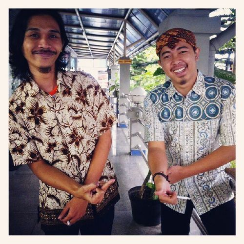 Batik BatikIndonesia Taking Photos Iketsunda That's Me Friends INDONESIA Javanese EyeEm Indonesia Enjoying Life