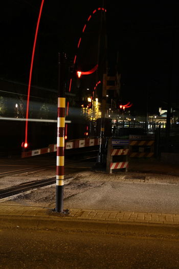 Train Barriers