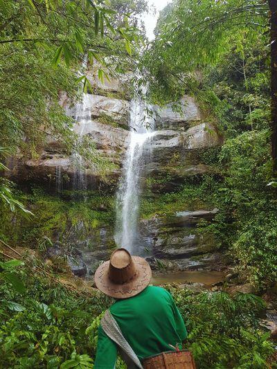 Assum Waterfall, Padawan. HiddenBorneo Sarawak