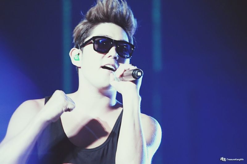Kangin Super Junior Appa Kang Kpop ♥