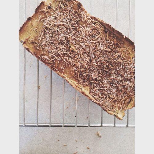 Gluten and Sugar Free Banana Bread